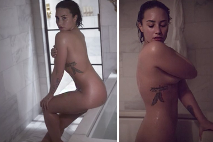 demi lovato having sex naked