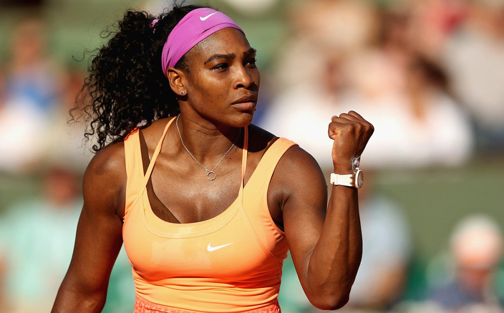 Serena Williams anunció embarazo por error