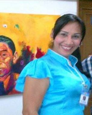Ex-Polisur, Desiree Parra