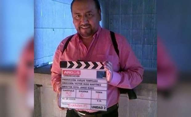 Murió el actor Enrique Anaya