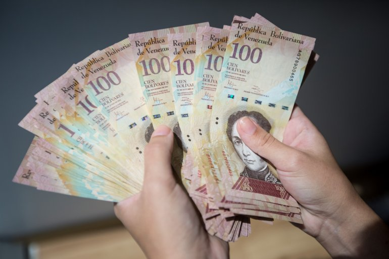 Billete de Bs 100 con vigencia indefinida — Sudeban