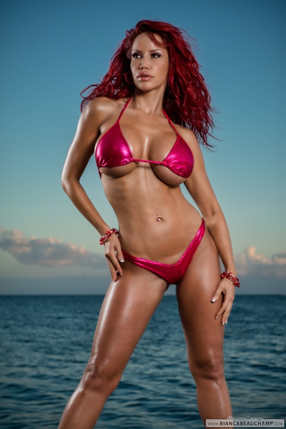 Cleavage Bianca Beauchamp naked (26 foto and video), Topless, Leaked, Twitter, lingerie 2006